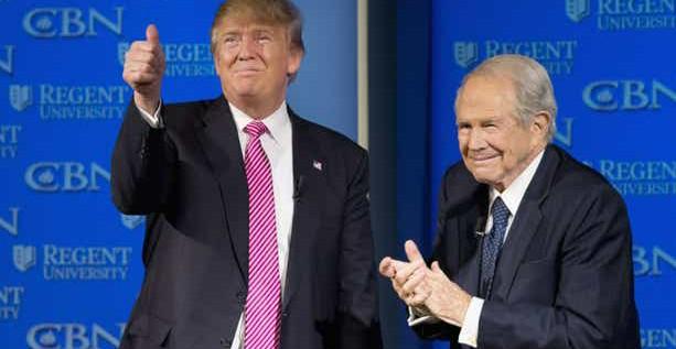 Televengalis AS: Trump akan Menang, Setelah Itu Akhir Dunia