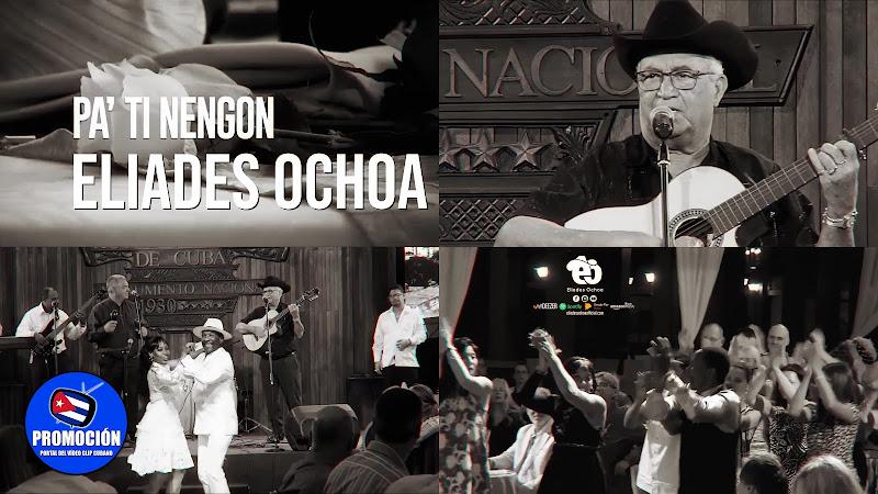 Eliades Ochoa - ¨Para ti Nengón¨ - Videoclip. Portal Del Vídeo Clip Cubano. Música tradicional bailable cubana. Son. Cuba.