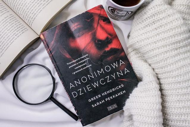 """Book tour z """"Anonimową dziewczyną"""" zakończony!"""