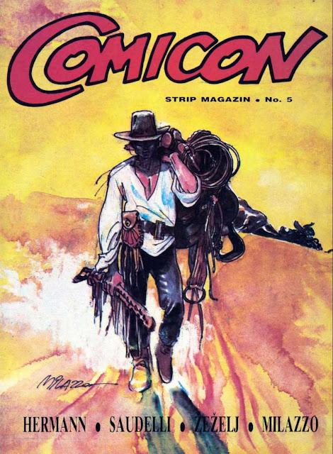 Soleado (Comicon) - Ken Parker