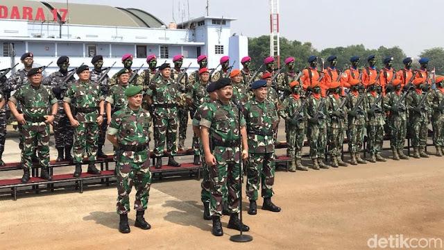 Panglima: Siapa Pun Gagalkan Pelantikan Presiden Terpilih, Hadapi TNI!