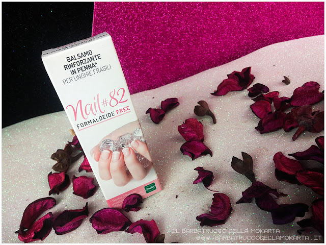 nail 82 unghie balsamo