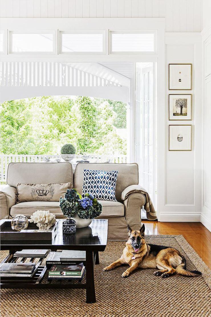 decordemon: Hamptons Style Home in Australia