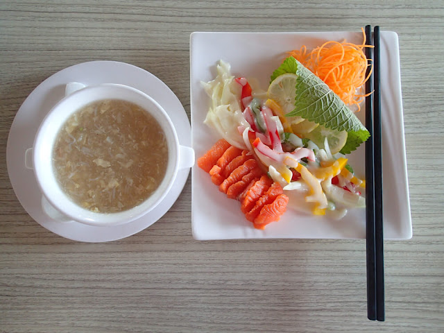 Syukuran Ulang Tahun Mamah di Seafood City by Bandar Djakarta