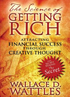The Science of getting Rich:Attracting Financial Sucess