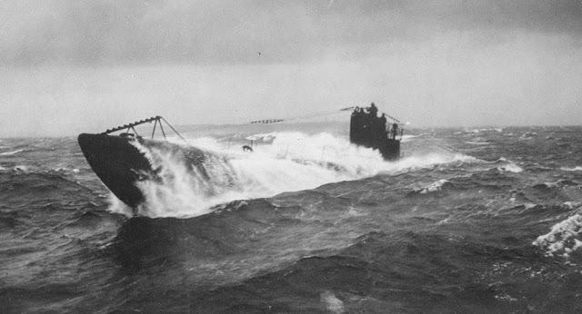 Encuentran en aguas belgas un U-Boat de la I Guerra Mundial
