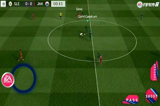 FTS Mod FIFA 19 Liga Gojek Indonesia 2019 APK OBB+Data