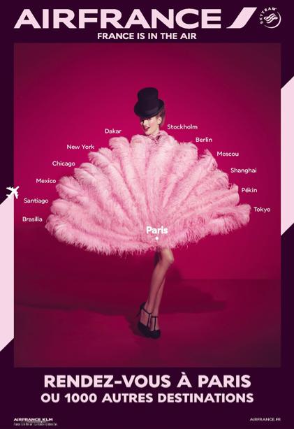 Air France Et L Egalite Femmes Hommes Le Blog