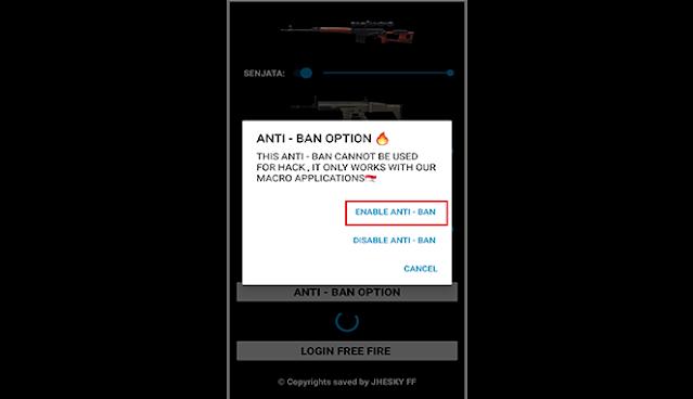 Cara Headshoot Free Fire Di Android Tanpa Root #5