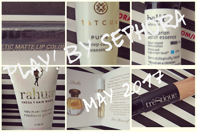 May 2017 Play! by Sephora Review