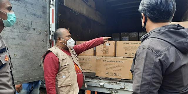 Temukan Banyak Kejanggalan Dalam Logistik Pilkada, Ketua Bawaslu Tangsel Geram