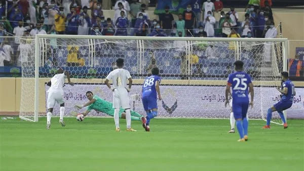 اهداف مباراة الفتح والفيحاء (1-1) الدوري السعودي