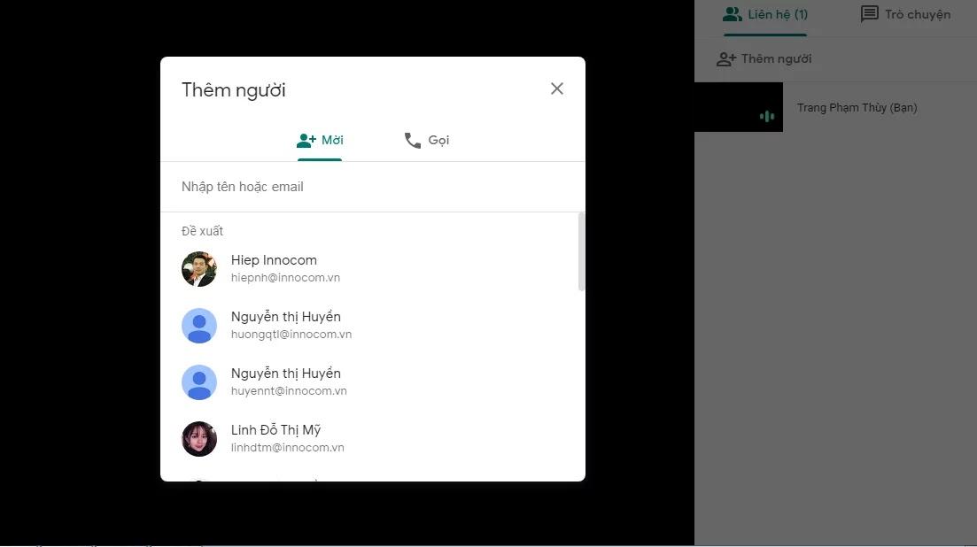 Cách sử dụng Cuộc họp Hangouts để chia sẻ màn hình của bạn trong các cuộc họp video