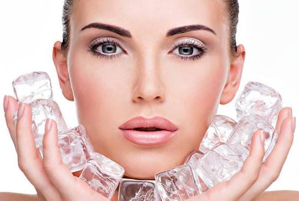 Manfaat Es Batu untuk Menghilangkan Bruntusan di Wajah