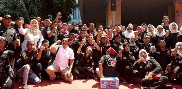 Dewi Tanjung Cs Belum Muncul, Bang Japar Berjaga Di Balaikota