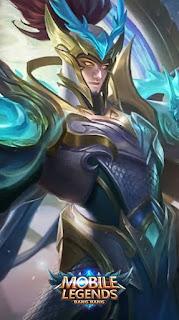 Zilong Glorious General Rework Heroes Fighter Assassin of Skins