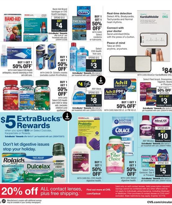 CVS Weekly Ad Preview 1117-1123 Page 13