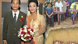 Suami Istri Johanes Naibaho dan Riama Saragi, Tewas Akibat Kecelakaan