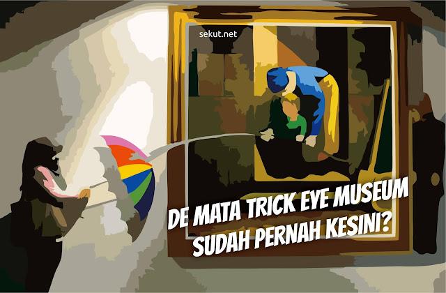 De Mata Trick Eye Museum Jogja