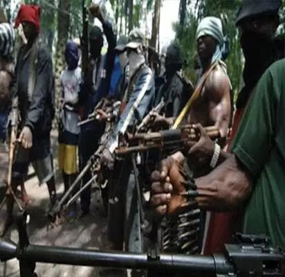Niger Delta Militant Said They Are Back For RESTRUCTURING