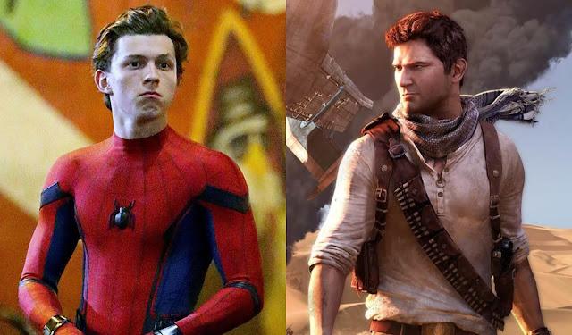 """Adaptação de """"Uncharted"""", com Tom Holland, tem estreia agendada para 2020"""