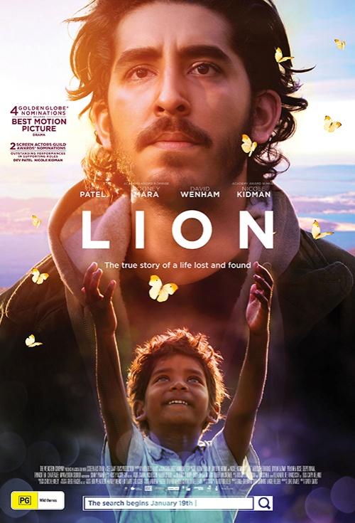 Đánh giá phim: LION (2016) - Kỳ tích của may mắn
