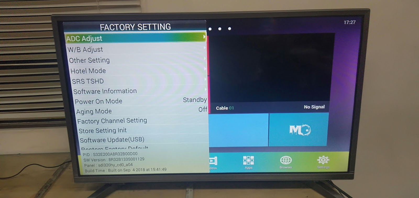 How to Software Update the Skyworth 32E2000 Android Digital TV?