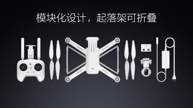Comprar Drone da Xiaomi - Promoção Gearbest