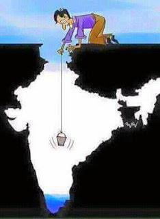 भारत जल संकट India's water crisis