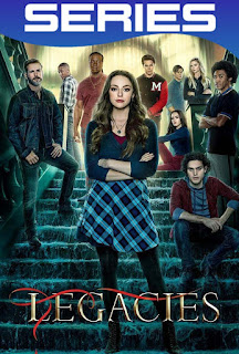 Legacies Temporada 3 Completa HD 1080p