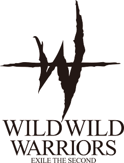 EXILE THE SECOND LIVE TOUR 2016-2017 ツアーロゴ WILD WILD WARRIORS