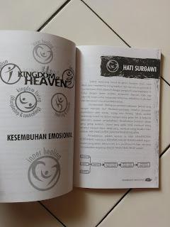 1 Seri Kingdom Of Heaven Kesembuhan Emosional