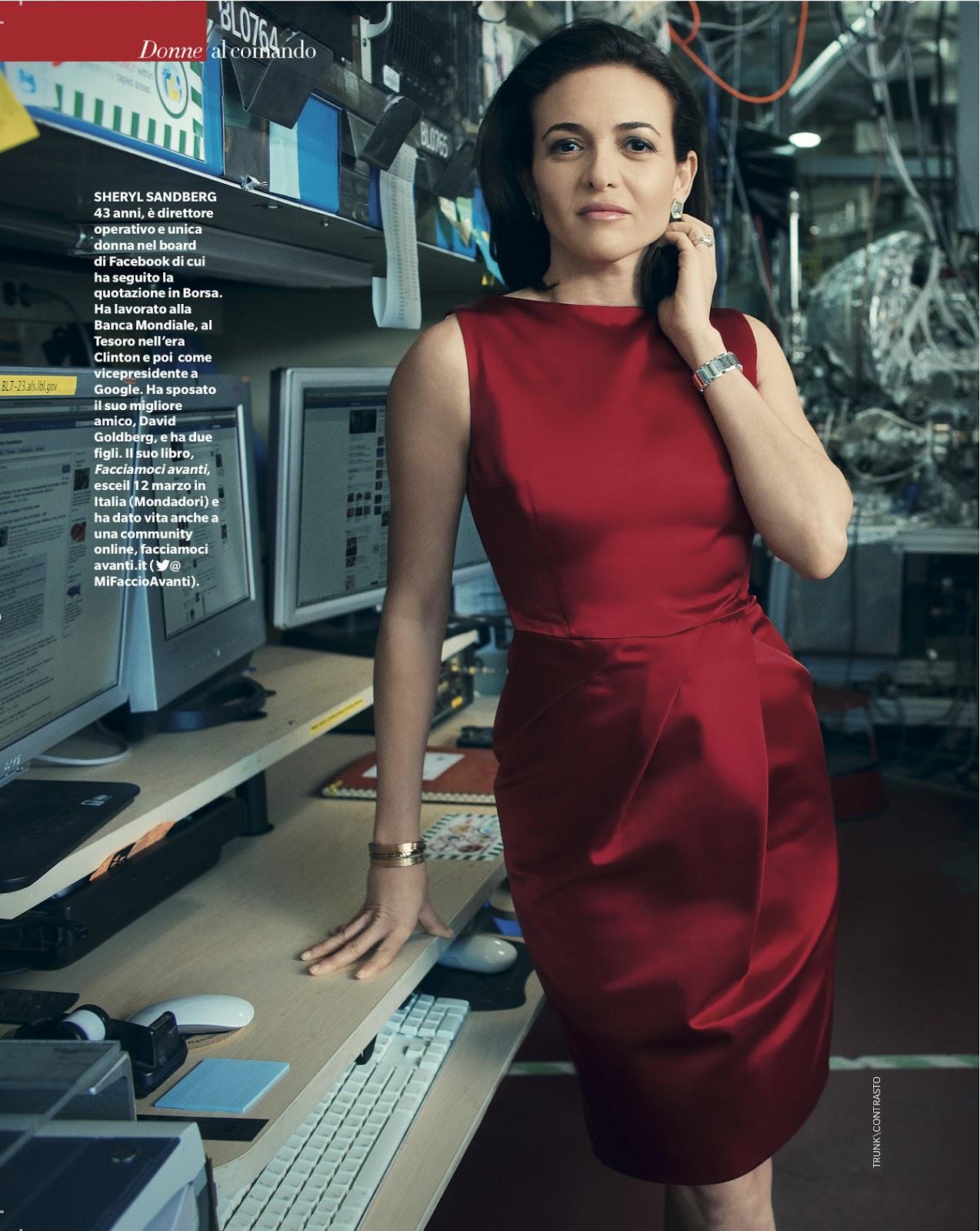 sandberg facciamoci  NICORVO BEACH: I consigli di Sheryl Sandberg