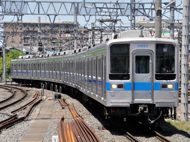Tobu Noda Line