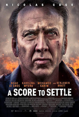 A Score To Settle |2019| |DVD| |R1| |NTSC| |Subtitulada|