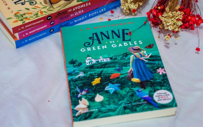 RESENHA: Anne de Green Gables - Lucy Maud Montgomery