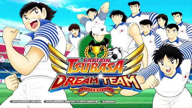 Download Captain Tsubasa Dream Team Mod Apk Game