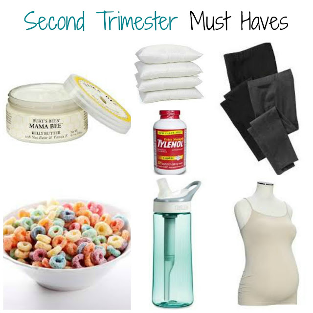 Simply Sewell: Second Trimester Must Haves