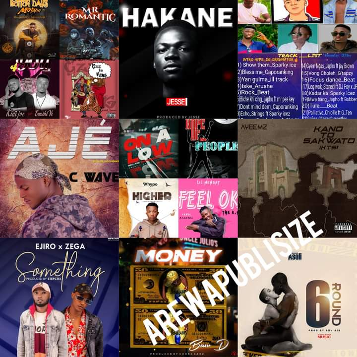 [Music Chart] #Arewapublisize Top 10 songs for July 2021 - Hosted by Kitoh Marley