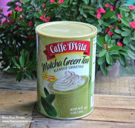 Matcha Green Tea Cafe D'Vita