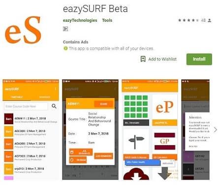 EazySurf App