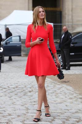 Zapatos para Vestido Rojo 2017