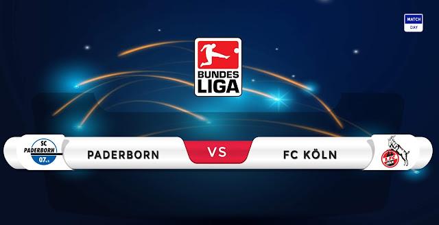 Paderborn vs FC Koln Prediction & Match Preview