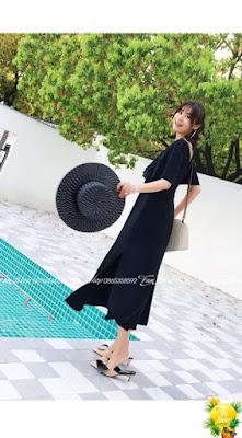Shop váy maxi đi biển ở Hà Nội