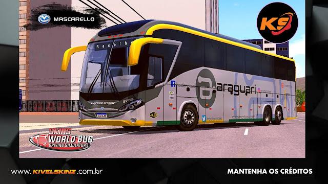 MASCARELLO ROMA R8 - VIAÇÃO EXPRESSO ARAGUARI