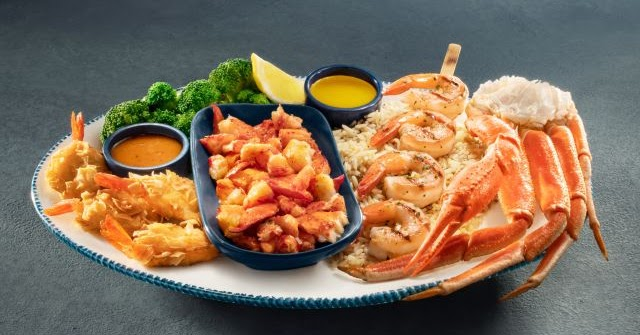 Create Your Own Ultimate Feast Returns to Red Lobster | Brand Eating