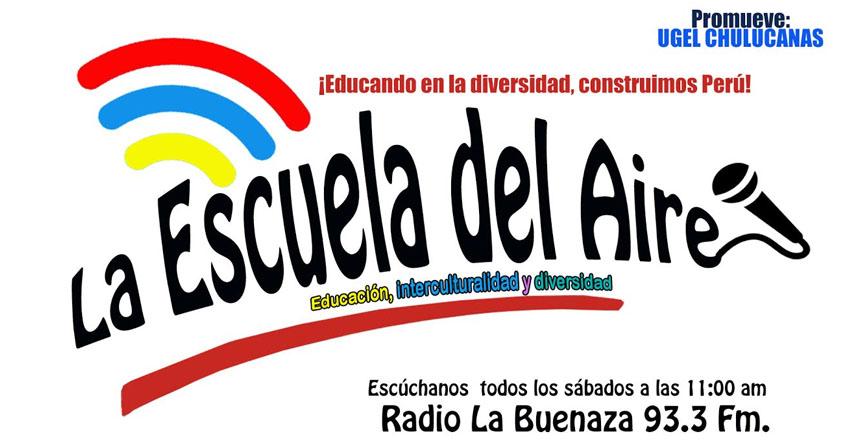 UGEL Chulucanas lanza este sábado programa educativo «La escuela del aire»