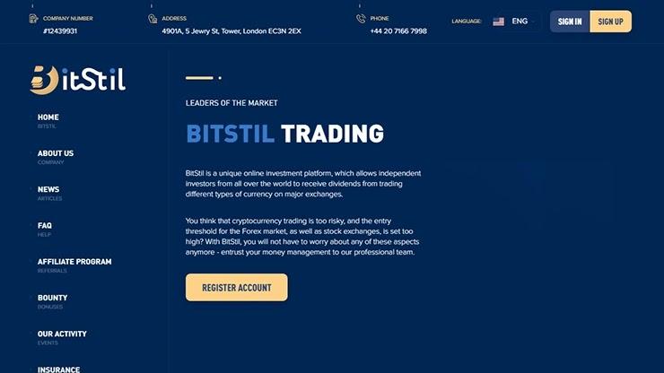 Бонусы т Bitstil