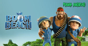 Boom Beach v33.130 (Unlimited Dimoands & Coins)
