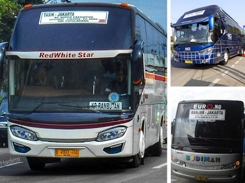 Tarif Bus Primajasa MGI Budiman Lebaran 2019